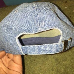 04302d0f94e Vintage Accessories - Brand~new Tupac unique denim combo dad cap!